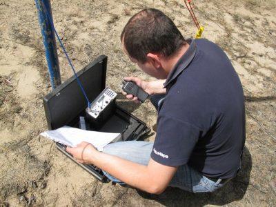 Pomiar sygnału antenowego w terenie przy pomocy odbiornika RS